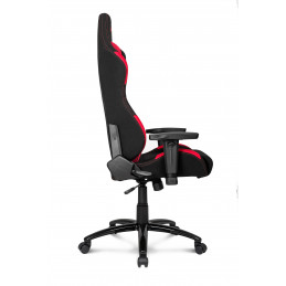 AKRacing EX PC-pelituoli Pehmustettu istuintoppaus Musta, Punainen