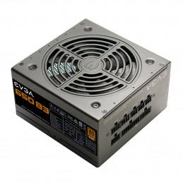 EVGA 650 B3 virtalähdeyksikkö 650 W 24-pin ATX ATX Harmaa