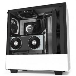 NZXT H510i Midi Tower Valkoinen