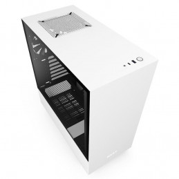 NZXT H510 Midi Tower Valkoinen