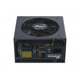 Seasonic FOCUS-PX-650 virtalähdeyksikkö 650 W 20+4 pin ATX ATX Musta