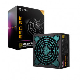 EVGA 220-G5-0850-X2 virtalähdeyksikkö 850 W 20+4 pin ATX ATX Musta