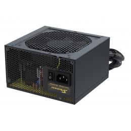 Seasonic CORE-GM-650 virtalähdeyksikkö 650 W 20+4 pin ATX ATX Musta