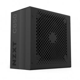 NZXT C650 virtalähdeyksikkö 650 W 24-pin ATX ATX Musta