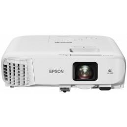 Epson EB-992F dataprojektori Kattoon Lattiaan kiinnitettävä projektori 4000 ANSI lumenia 3LCD 1080p (1920x1080) Valkoinen