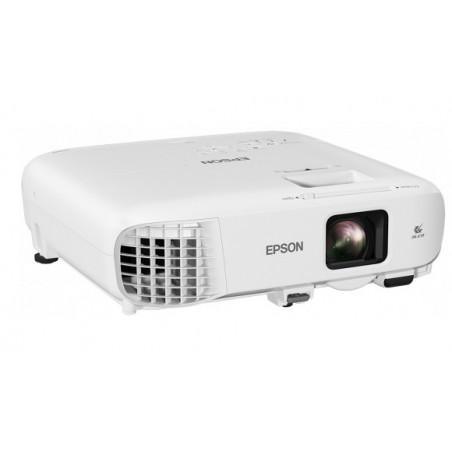 Epson EB-X49 dataprojektori Pöytäprojektori 3600 ANSI lumenia 3LCD XGA (1024x768) Valkoinen