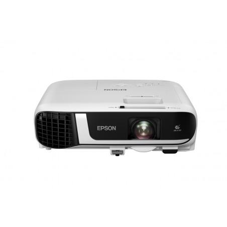 Epson EB-FH52 dataprojektori Pöytäprojektori 4000 ANSI lumenia 3LCD 1080p (1920x1080) Valkoinen