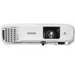 Epson EB-W49 dataprojektori Pöytäprojektori 3800 ANSI lumenia 3LCD WXGA (1280x800) Valkoinen