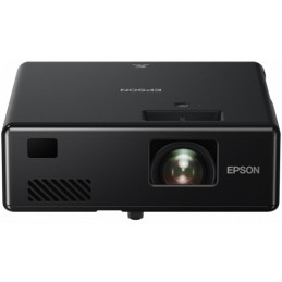 Epson EF-11 dataprojektori Pöytäprojektori 1000 ANSI lumenia 3LCD 1080p (1920x1080) Musta
