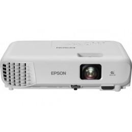 Epson EB-E01 dataprojektori Kannettava projektori 3300 ANSI lumenia 3LCD XGA (1024x768) Valkoinen