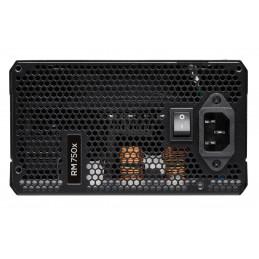 Corsair RM750x virtalähdeyksikkö 750 W 20+4 pin ATX ATX Musta