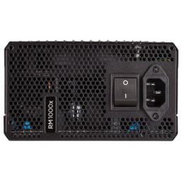 Corsair RM1000x virtalähdeyksikkö 1000 W 24-pin ATX ATX Musta