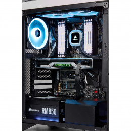 Corsair RM850 virtalähdeyksikkö 850 W 20+4 pin ATX ATX Musta