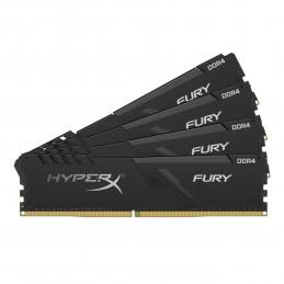 HyperX FURY HX426C16FB3K4 32 muistimoduuli 32 GB 4 x 8 GB DDR4 2666 MHz