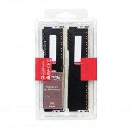 HyperX FURY HX432C16FB3K2 16 muistimoduuli 16 GB 2 x 8 GB DDR4 3200 MHz