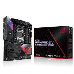 ASUS ROG Rampage VI Extreme Encore Intel® X299 LGA 2066 (Socket R4) ATX