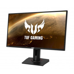 "ASUS TUF Gaming VG27AQ 68,6 cm (27"") 2560 x 1440 pikseliä Quad HD LED Musta"