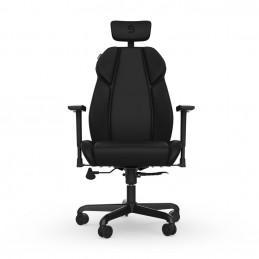 SPC Gear EG450 Käsinojallinen pelituoli pehmustettu istuin Musta