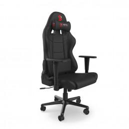 SPC Gear SR300F V2 BK Yleispelituoli pehmustettu istuin Musta