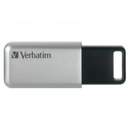 Verbatim Secure Pro USB-muisti 16 GB USB A-tyyppi 3.2 Gen 1 (3.1 Gen 1) Hopea