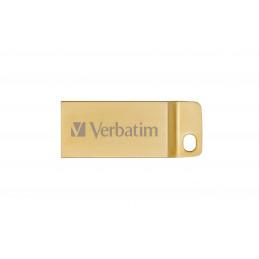 Verbatim Metal Executive USB-muisti 32 GB USB A-tyyppi 3.2 Gen 1 (3.1 Gen 1) Kulta
