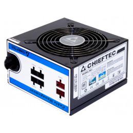 Chieftec CTG-650C virtalähdeyksikkö 650 W 24-pin ATX ATX Musta