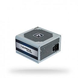 Chieftec GPC-700S virtalähdeyksikkö 700 W 24-pin ATX PS 2 Hopea