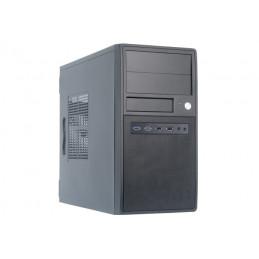 Chieftec CT-04B-OP tietokonekotelo Mini Tower Musta
