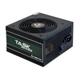 Chieftec TPS-500S virtalähdeyksikkö 500 W 24-pin ATX ATX Musta