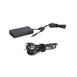 DELL 180W AC virta-adapteri ja vaihtosuuntaaja Sisätila Musta