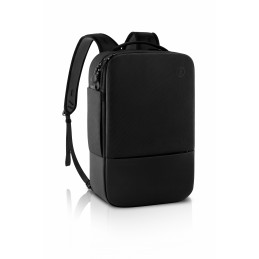 "DELL Pro Hybrid Briefcase Backpack 15 laukku kannettavalle tietokoneelle 38,1 cm (15"") Reppu Musta"