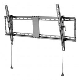 "Deltaco ARM-0205 TV-kiinnike 2,29 m (90"") Musta"