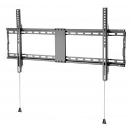 "Deltaco ARM-0202 TV-kiinnike 2,29 m (90"") Musta"