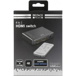 Deltaco HDMI-7007 videohaaroitin