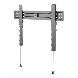 """Deltaco ARM-0151 TV-kiinnike 177,8 cm (70"""") Musta"""