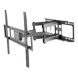 """Deltaco ARM-1203 TV-kiinnike 177,8 cm (70"""") Musta"""