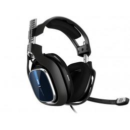 ASTRO Gaming A40 TR Kuulokkeet Pääpanta 3,5 mm liitin Musta, Sininen, Hopea