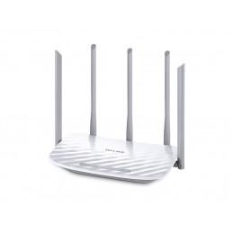 TP-LINK Archer C60 langaton reititin Nopea Ethernet Kaksitaajuus (2,4 GHz 5 GHz) Valkoinen