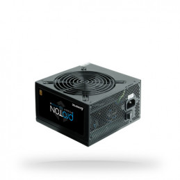 Chieftec BDF-600S virtalähdeyksikkö 600 W 24-pin ATX ATX Musta