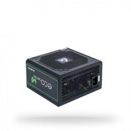 Chieftec GPE-400S virtalähdeyksikkö 400 W 24-pin ATX PS 2 Musta