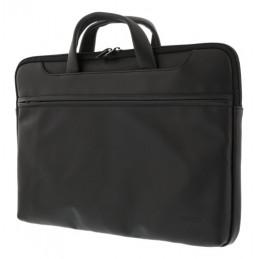 """Deltaco NV-792 laukku kannettavalle tietokoneelle 39,6 cm (15.6"""") Salkku Musta"""