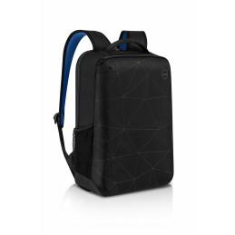 """DELL ES1520P laukku kannettavalle tietokoneelle 39,6 cm (15.6"""") Reppu Musta, Sininen"""
