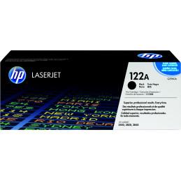 HP 122A 1 kpl Alkuperäinen Musta
