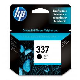 HP 337 1 kpl Alkuperäinen Perusvärintuotto Musta