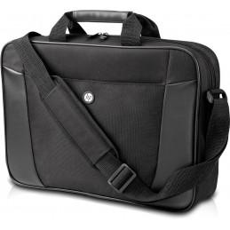 "HP Essential Top Load laukku kannettavalle tietokoneelle 39,6 cm (15.6"") Salkku Musta"