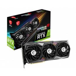 MSI GeForce RTX 3060 GAMING X TRIO 12G NVIDIA 12 GB GDDR6