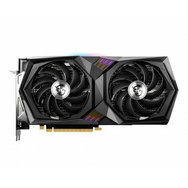 MSI GeForce RTX 3060 GAMING X 12G NVIDIA 12 GB GDDR6