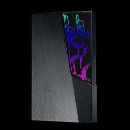 ASUS FX GAMING EHD-A2T ulkoinen kovalevy 2000 GB Musta