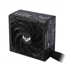 ASUS TUF-GAMING-550B virtalähdeyksikkö 550 W 24-pin ATX ATX Musta