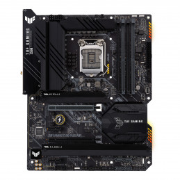 ASUS TUF GAMING Z590-PLUS WIFI Intel Z590 LGA 1200 ATX